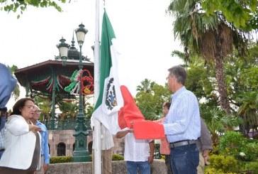 <center>Todo listo para la celebración del Tradicional Grito de Independencia</center>