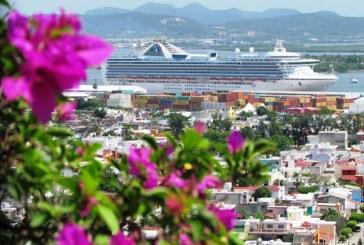 Inicia la Temporada 2016-17 de Cruceros en Mazatlán