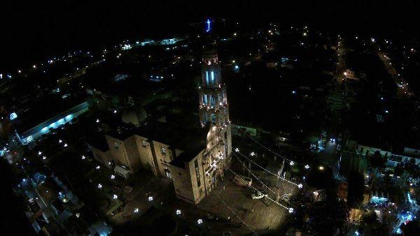 Mañanitas a la Virgen del Rosario Pueblo Mágico 2016