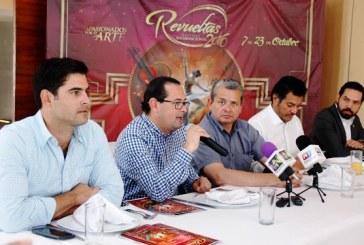 Invitan al Festival Internacional  Revueltas Durango 2016