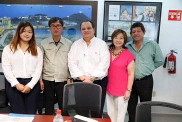 Mazatlán Recibe Inversionistas Surcoreanos