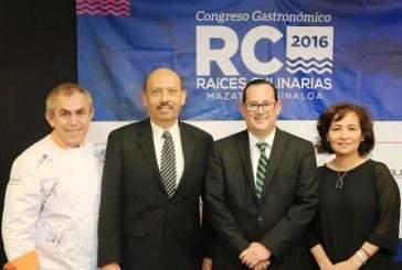 Presentan Raíces Culinarias 2016