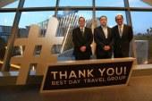 <center>Best Day Travel premia a 2 grupos hoteleros de Mazatlán</center>