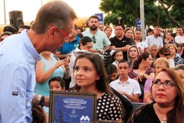Reconocen a Mazatlecos como Embajadores de Mazatlán