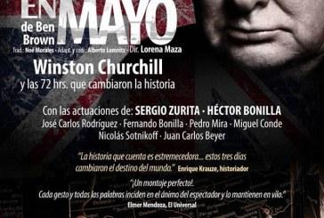 """""""3 Días en Mayo"""" en el TAP"""