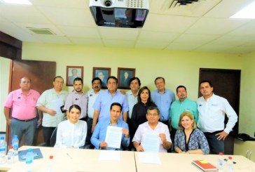 ICATSIN  y  Gas Natural México firman convenio