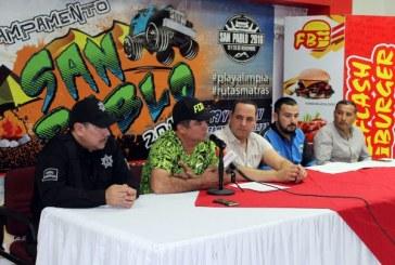 Invitan al Campamento y Ruta San Pablo 2016