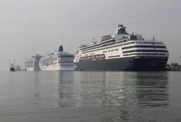 Noviembre  muy activo en turismo de cruceros