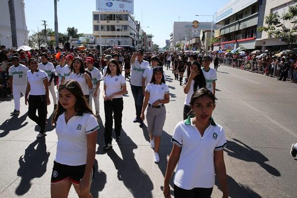 106 Aniversario Revolución Mexicana Culiacán 2016