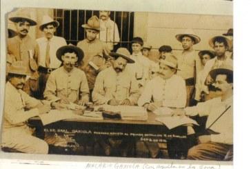 <center>Recortes de la historia: La Revolución de 1910 en Sinaloa</center>