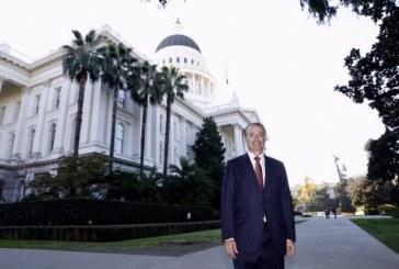 Quirino Ordaz se reúne con autoridades de California