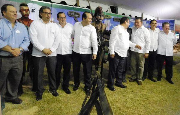 Inauguración Expo Feria Mazatlán 2016