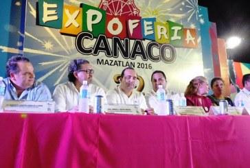 Con las mejores expectativas inauguran la 32 Expo Feria Mazatlán 2016