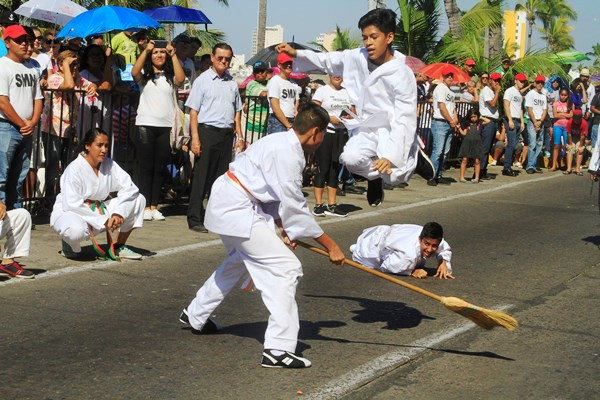 106 Aniversario Revolución Mexicana Mazatlán 2016