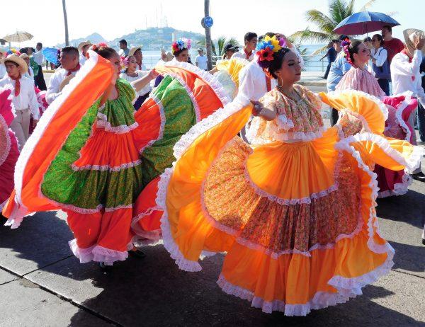 106 Aniversario Revolución Mexicana Mazatlán Interactivo 2016