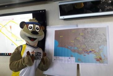 Rutas alternativas durante el Gran Maratón Pacífico Mazatlán 2016