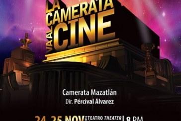 """""""La Camerata va al Cine"""""""