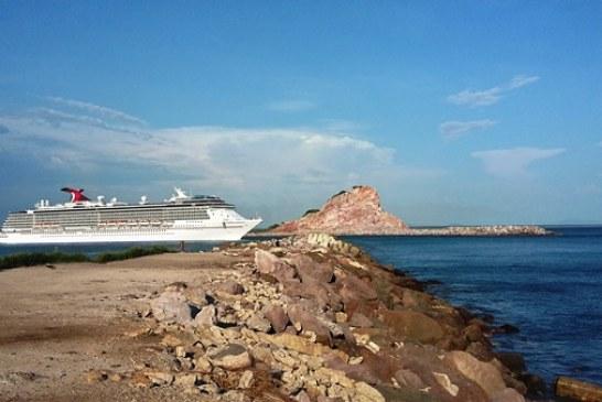 <center>Se recupera la actividad de cruceros en Mazatlán y Sinaloa</center>