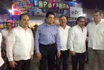 <center>Resumen Visita Enrique Solana Sentíes a Mazatlán 2016</center>