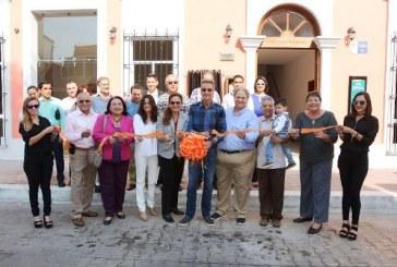 <center>Inauguran el Centro para la Cultura, la Historia y las Artes de Mazatlán</center>