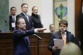 Quirino Ordaz Coppel rinde protesta como Gobernador Constitucional de Sinaloa