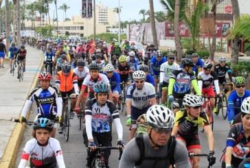 Arranca la VI Edición del Ciclotour Mazatlán
