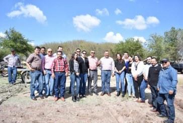 Instalan Comité Administrativo de la presa El Salto