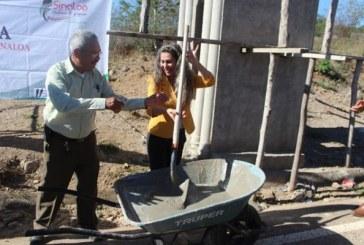 Inicia obra en Bacubirito