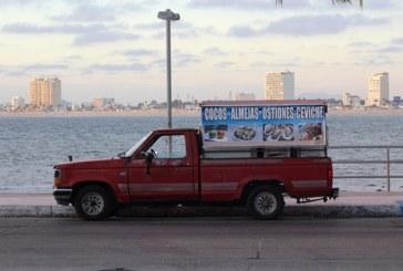 <center>De lo último en la mala imagen en el Malecón de Mazatlán</center>
