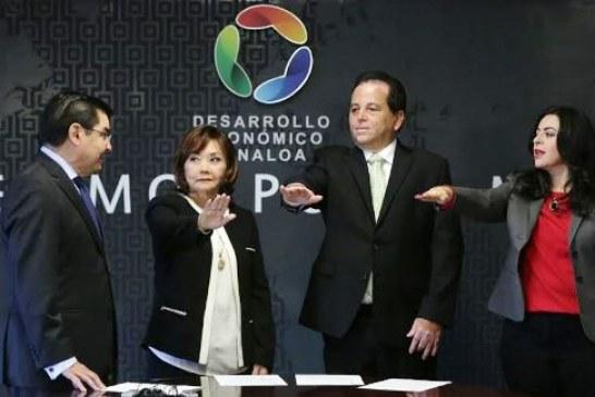<center>Javier Lizárraga Mercado conforma su gabinete en SEDECO</center>