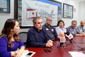 <center>ILT Golf Vacations reactiva este deporte en Mazatlán</center>