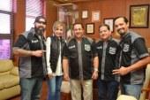 Organizadores de la Semana de la Moto
