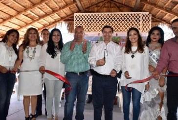 <center>Inauguran primera Expo- Feria del Ostión en Elota</center>