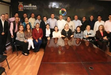 Sector Turístico de Culiacán en Reunión con Secretario de Turismo de Sinaloa