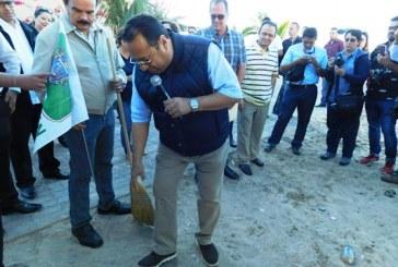 <center>Empresarios y el Alcalde de Mazatlán buscan rescatar a Zona Dorada</center>