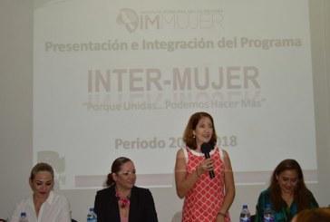 Presenta directora de IMMUJER su programa de trabajo