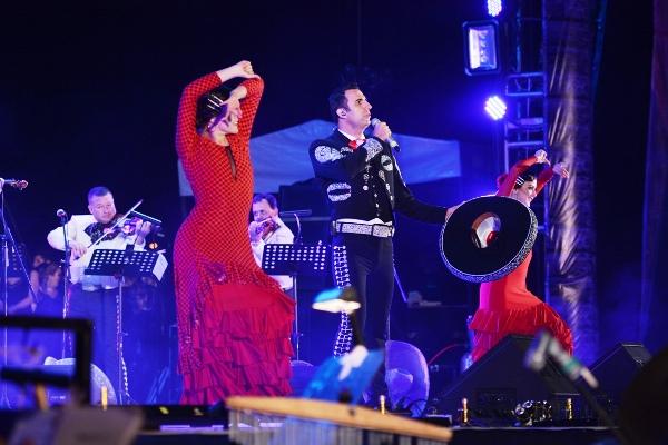 Coronación Rocina I Juegos Florales Mazatlán 2017