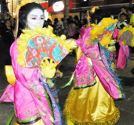 Segundo Desfile Carnaval de Mazatlán 2017