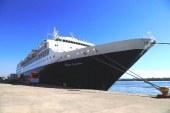 Reciben en Mazatlán al Crucero Saga Sapphire