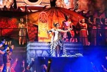 Viviana I es Coronada como Reina del Carnaval de Mazatlán 2017