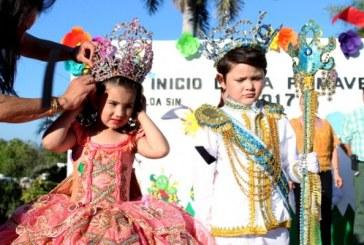Festejan Día de la Primavera en Sinaloa de Leyva