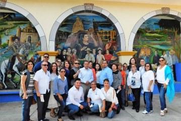 Visitan Operadores Turísticos de Mazatlán El Rosario Pueblo Mágico