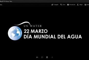 22 de marzo Día Mundial del Agua
