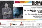 Hermann Gil Robles en el Museo de Arte de Mazatlán