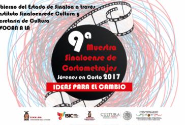Muestra Sinaloense  de Cortometrajes Jóvenes en Corto 2017