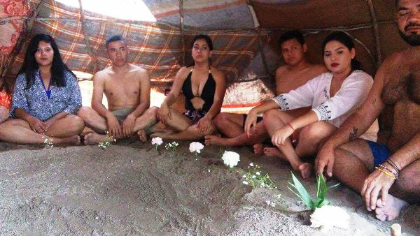 Mazatlán Desconocido y Místico: Temazcal