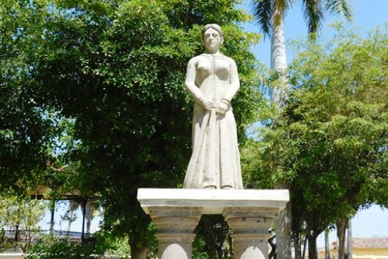 "<center> ""La Nana Chon"": mujer sinaloense de Casta</center>"