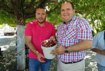 <center>Visita Secretario de Turismo de Sinaloa el Municipio de San Ignacio</center>