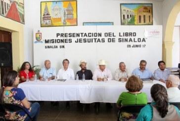 Presentación del Libro Jesuitas de Sinaloa