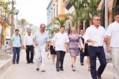 """Lanza Sedeco Sinaloa Programa """"Compite Centro Histórico Mazatlán"""""""